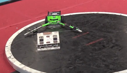 Insane Robot Sumo Wars, BattleBots