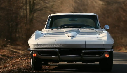 Petrolicious - 1965 Corvette Stingray