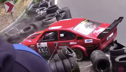 Racing Fail Compilation 2017 (25)