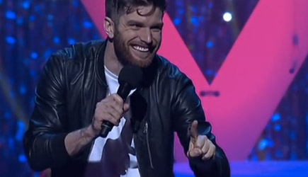 Joel Dommett - Perfect Confetti Moment