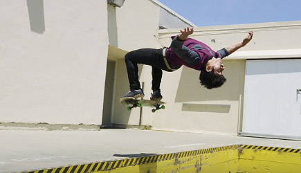 Devin Supertramp - Skateboard Parkour