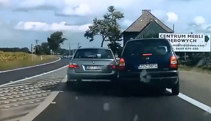 Best Of Dashcams - Bad Driving In Europe (93)