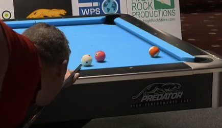 Chris Melling Amazing 8-Ball Pool Game