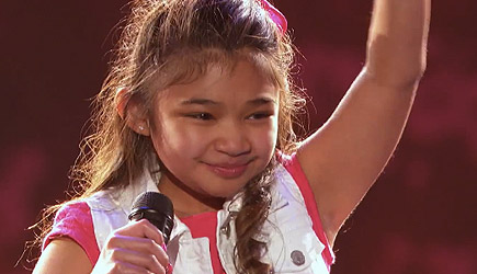America's Got Talent - Angelica Hale