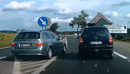 Best Of Dashcams - Bad Driving In Europe (95)