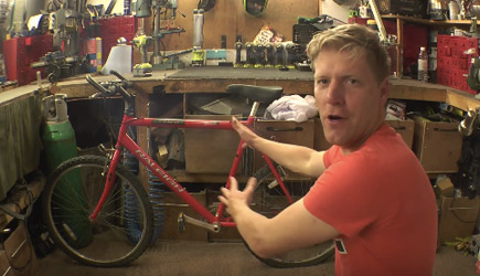 Colin Furze - Making A 1000 Rocket Launcher Bike