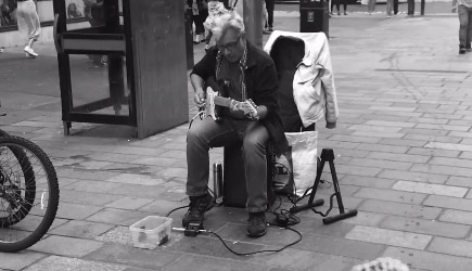Mashd N Kutcher - When You Collab With Buskers (Scotland)
