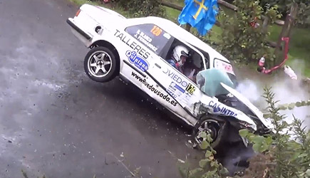 Racing Fail Compilation 2017 (37)