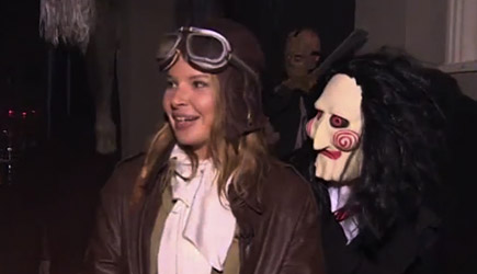 Best Halloween News Bloopers