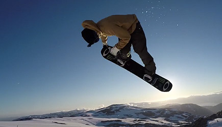 Epic Snowboard Tricks 2017