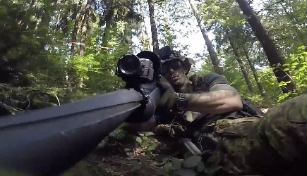 Novritsch - Airsoft Sniper Gameplay (19)