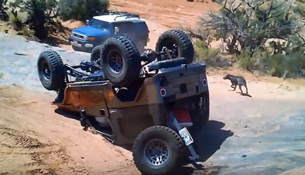 Jeep Wrangler Fails