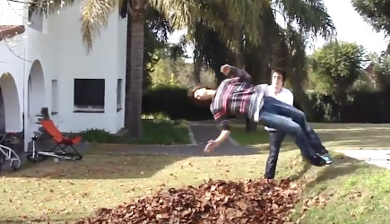 Fall Fails Compilation
