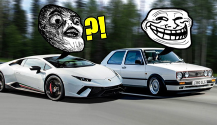 Sleepers vs Supercars Compilation