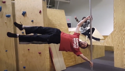 VertiQuest Gym - Mike's 2017 Hightlight Clips