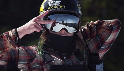 Girls Are Awesome - Snowboard Edition