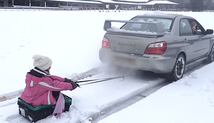 Snow Day Fails Compilation