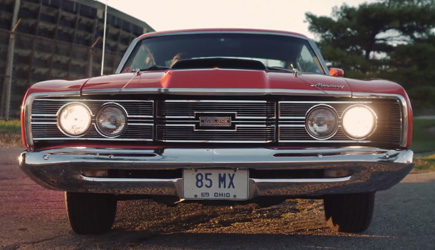 Petrolicious - 1969 Mercury Cyclone CJ