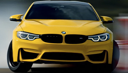 Pennzoil - Escaping The Ring (BMW M4 CS)