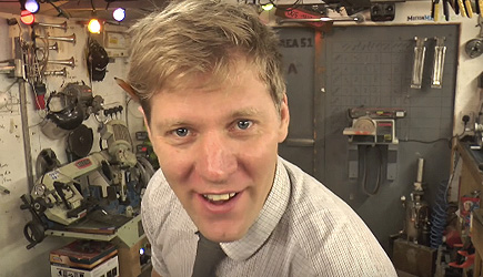 Colin Furze - Smart Home Activated Bed Shaker