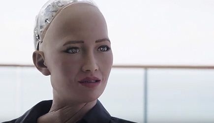Will Smith Dating Sophia The Robot