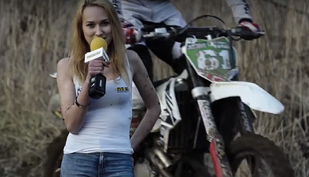 Enduro News Reporter Fail