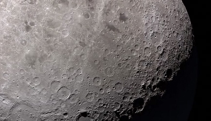 Virtual Tour Of The Moon In 4K