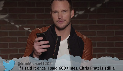 Celebrities Read Mean Tweets - Avengers Edition