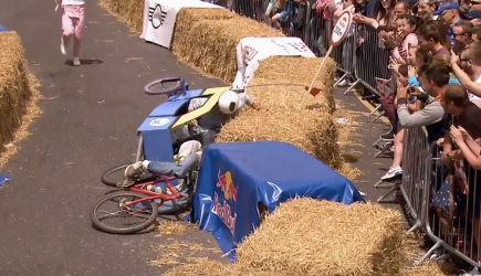 Red Bull Soapbox Race Fail Compilation