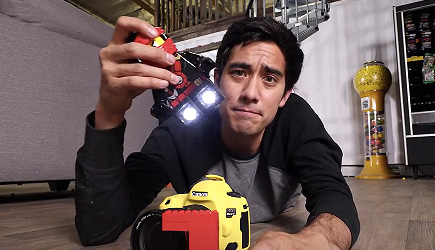 Zach King - Incredible Lego Illusions