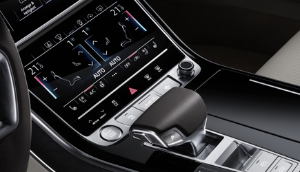 Audi A8 Defined: Interior Design