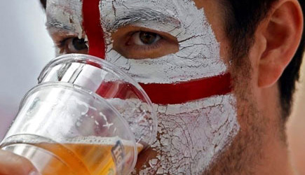 No Booze At The World Cup? No Problem!