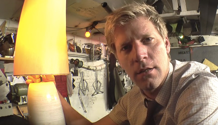 Colin Furze - Making A 2 Stroke Table Lamp