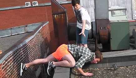 Parkour Fails Compilation