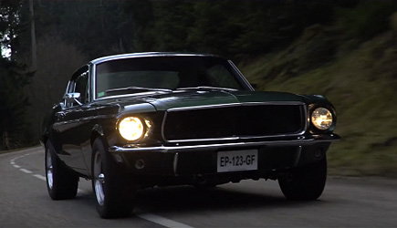 Petrolicious - 1968 Ford Mustang GT Fastback