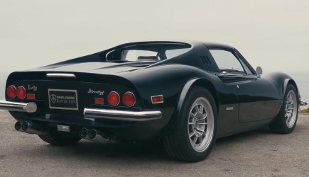 Petrolicious - The Evo: Building The Ultimate Ferrari Dino