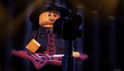LEGO: Eurovision Song Contest 2018