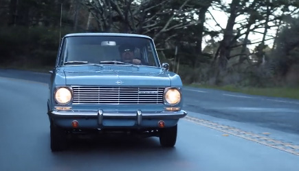 Petrolicious - 1964 Opel Kadett Sports Coupe