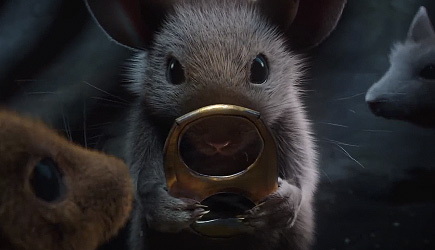 Animated Short - Mice A Small Story