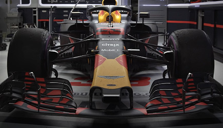 Red Bull Racing - The Story Of An F1 Nose Cone