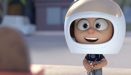 Animated Short - Coin Operated