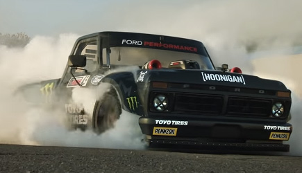 Ken Block's Gymkhana 10: The Ultimate Tire Slaying Tour