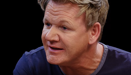 Hot Ones - Gordon Ramsay