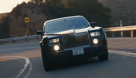 Petrolicious - 2005 Rolls-Royce Phantom
