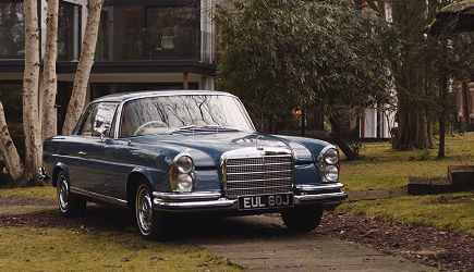 Petrolicious - 1968 Mercedes-Benz 280SE