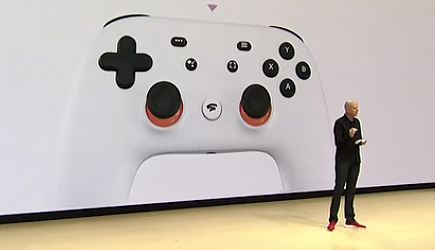 Google Stadia Video Gaming Platform