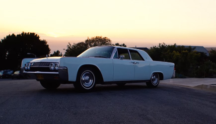 Petrolicious - 1962 Lincoln Continental