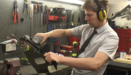 Colin Furze - Building a Colin Furze Tea Machine