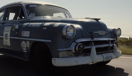 Petrolicious - 1953 Chevrolet 210, The Blue Ghost
