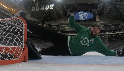Dude Perfect - Hockey Trick Shots